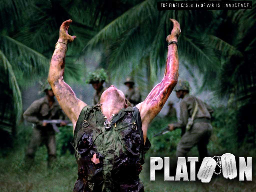 R Lee Ermey Platoon Vs Apocalypse ...